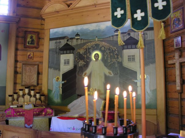 Orthodoxe Kapelle in Dachau